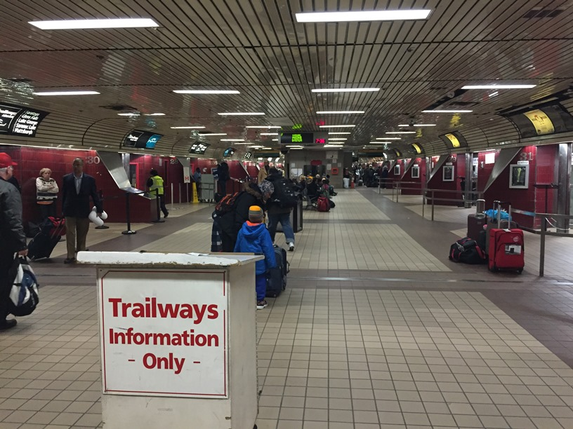 Taking Greyhound from NYC to Toronto and Back - Huo's Travel